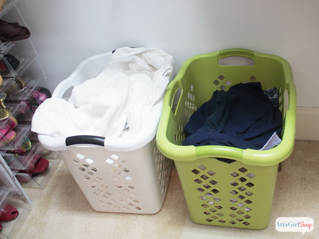 Ready to tame the laundry monster once and for all? This one simple laundry trick will save you loads and time. What are some of your favorite laundry tips?