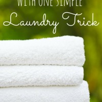 Laundry Tips: 1 Simple Trick Will Save You Loads & Time