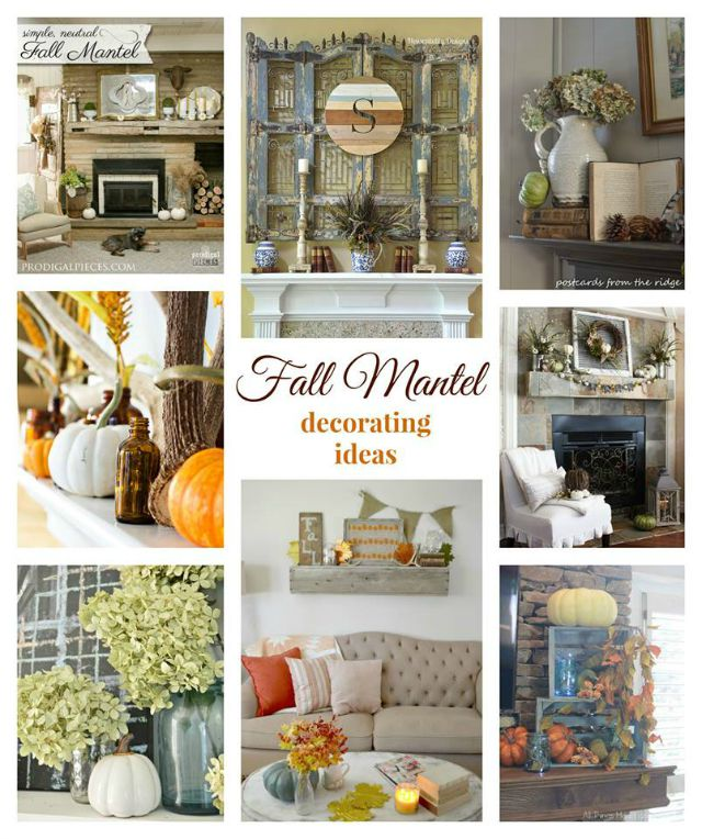 Hundreds of fall decorating ideas, wreaths, tablescapes and thrifty crafts.
