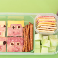 Minecraft Bento Box Ideas
