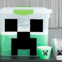 Minecraft Party Punch Recipe