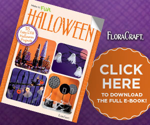 Lots of great Halloween craft ideas in this Free Halloween eBook from Make It: Fun® Crafts