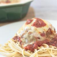 Easy Parmesan Chicken Recipe