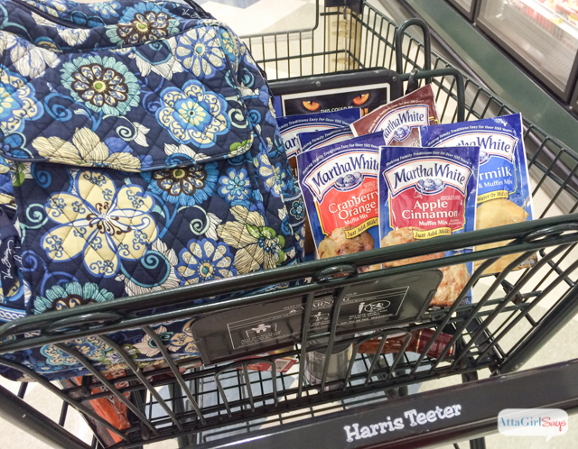 Martha White Baking Mixes are now available at Kroger and its banner stores, like Harris Teeter. While the muffins are mighty tasty, you can use these baking mixes for so much more. They're the foundation for many great southern recipes. #sponsored