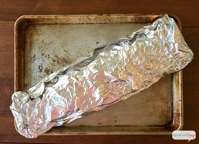Whatu0027s the secret to fall off the bone ribs? You want to make sure you : foil tent ribs - memphite.com