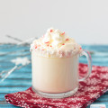 Peppermint Twist White Hot Chocolate