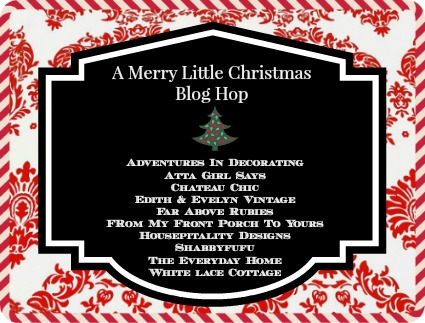 A Merry Little Christmas Blog Hop