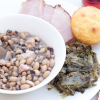 Southern Cooking Recipes for New Year's Day