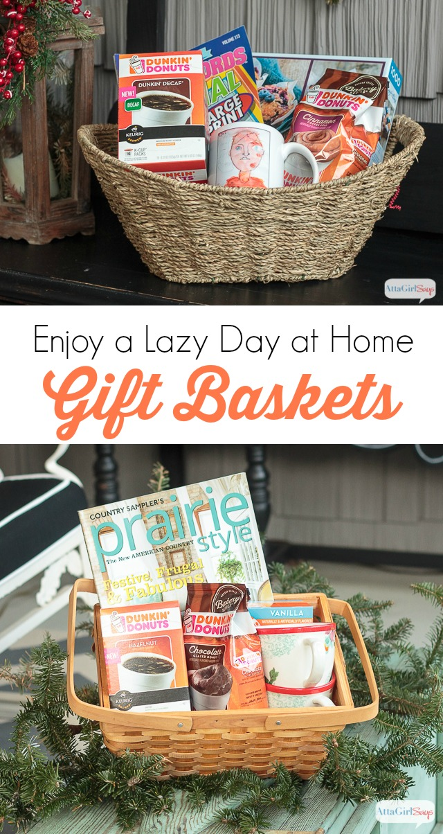 Last-Minute Coffee Gift Baskets - Atta Girl Says