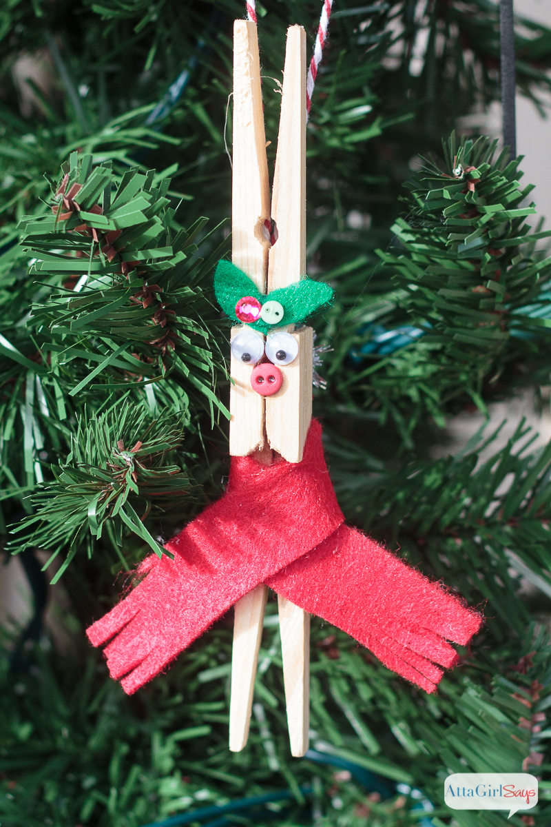 Looking for christmas ornaments - Looking For Some Christmas Ornaments To Make With Your Kids And Family These Adorably Goofy