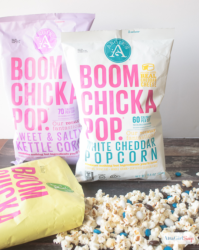Add this easy-to-make popcorn snack mix to your Game Day food lineup ...