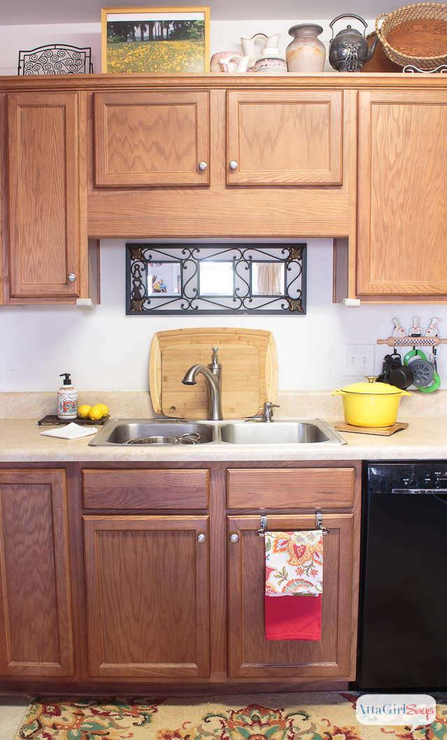 Kitchen remodel ideas on a budget for Renovate a kitchen on a budget