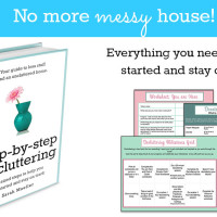 Step-by-step guide to decluttering