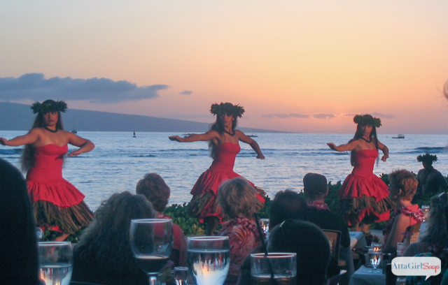 We really enjoyed the Hawaiian luau in Lahaina, Maui