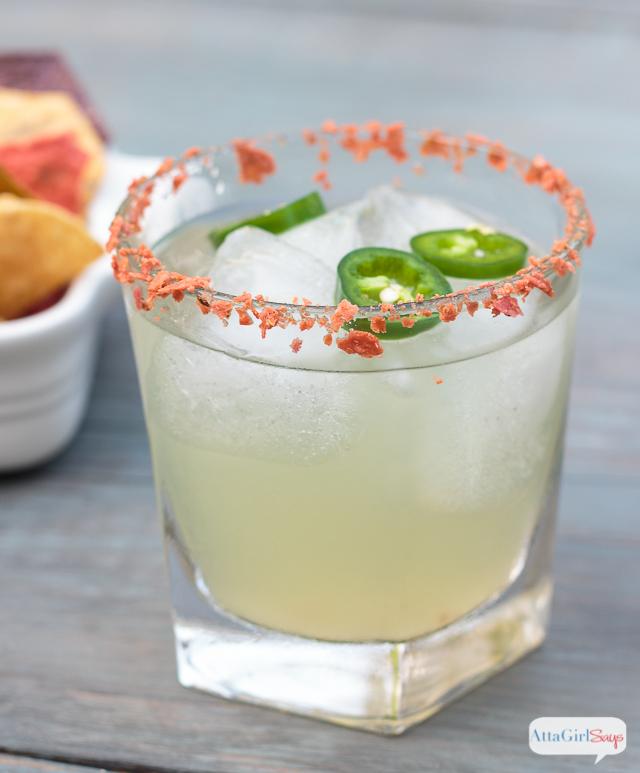 Jalapeño-Infused Bourbon Limeade Recipe