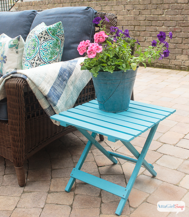 5 outdoor patio furniture makeover atta girl says