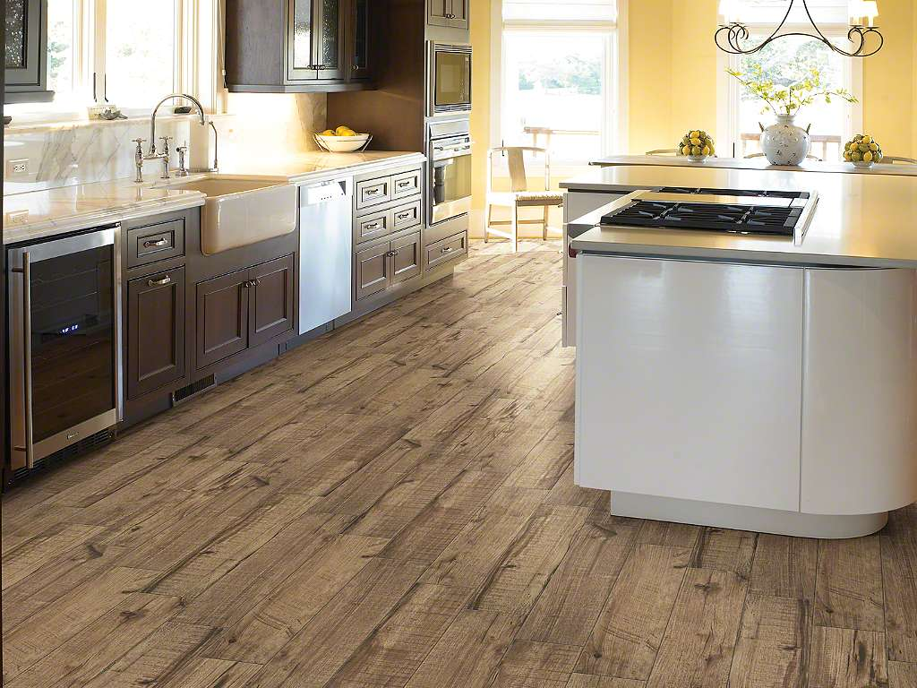 Farmhouse Flooring Ideas For Every Room In The House: fired tiles