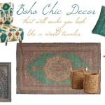 These Bohemian home decor finds will make you look like a world traveler -- no passport required! #ad #FallHomeRefresh #worldmarkettribe