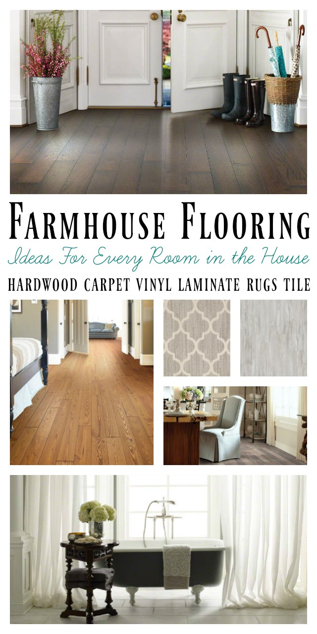 Whether you're looking to install hardwoods, carpet the bedroom, add a rug