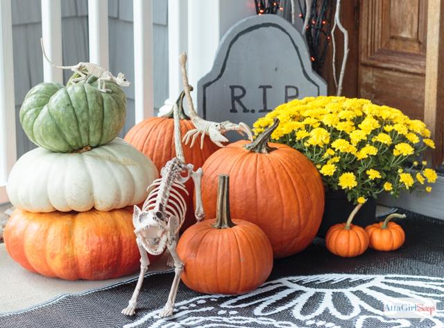 Spooky Halloween Door Decorations