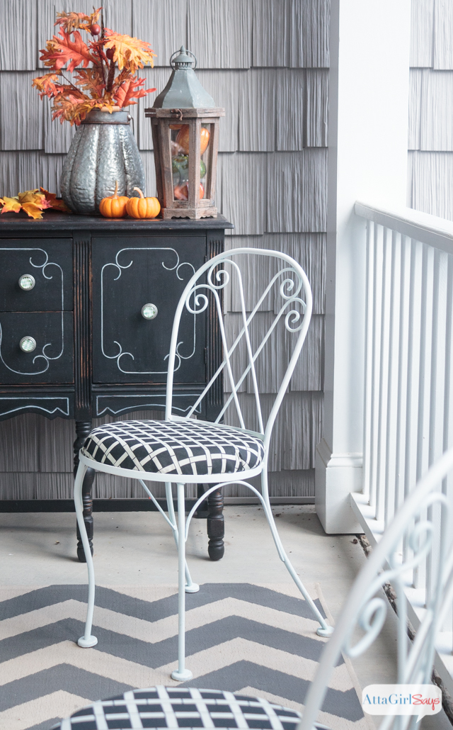 How to Use a Paint Sprayer to Revive Outdoor Furniture