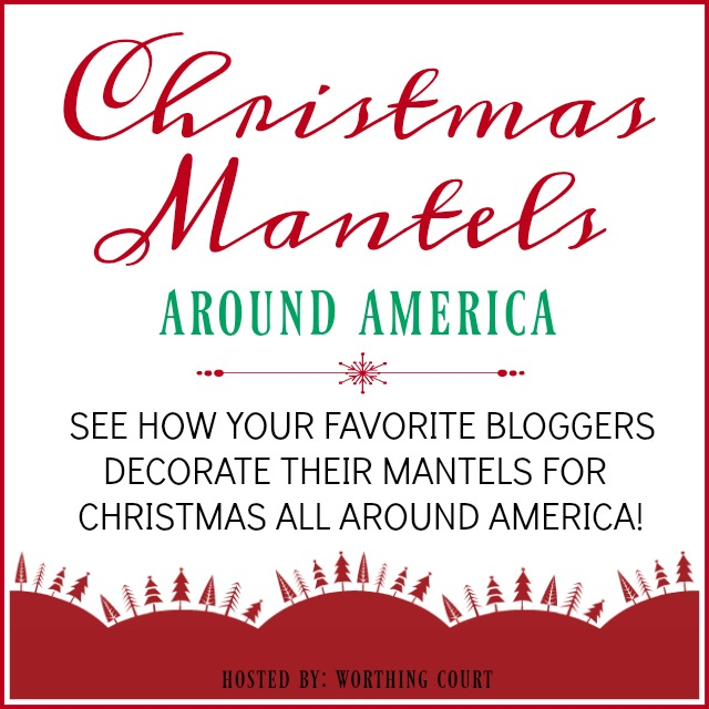 Beautiful Christmas Mantels Across America