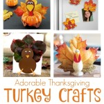 Check out these adorable Thanksgiving turkey crafts you can make with leaves. Click to find links and instructions for them all.