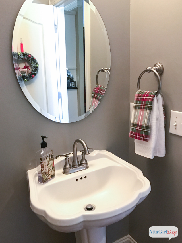 Bathroom Things: Get Your Guest Bathroom Ready For The Holidays