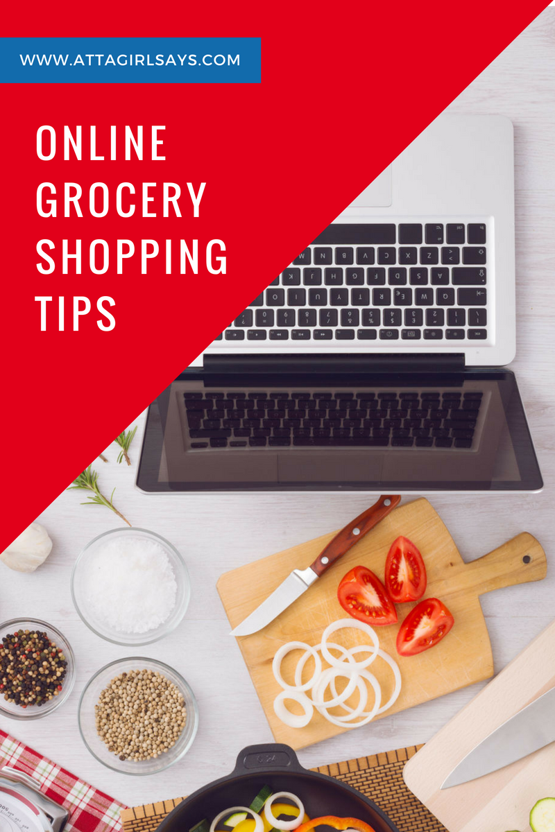 These online grocery shopping tips will save you time and money. I've been using online grocery shopping services for a while now, including Walmart's new free pickup service, and I'm sharing my tips for getting the most out of the experience. #ad #GroceryHero