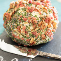 Easy Homemade Cheese Ball Recipe
