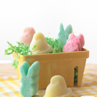 Easter Peeps Sugar Body Scrub Soaps