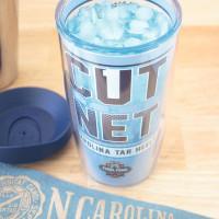 Carolina Blue Cocktails & Blue Punch Recipe