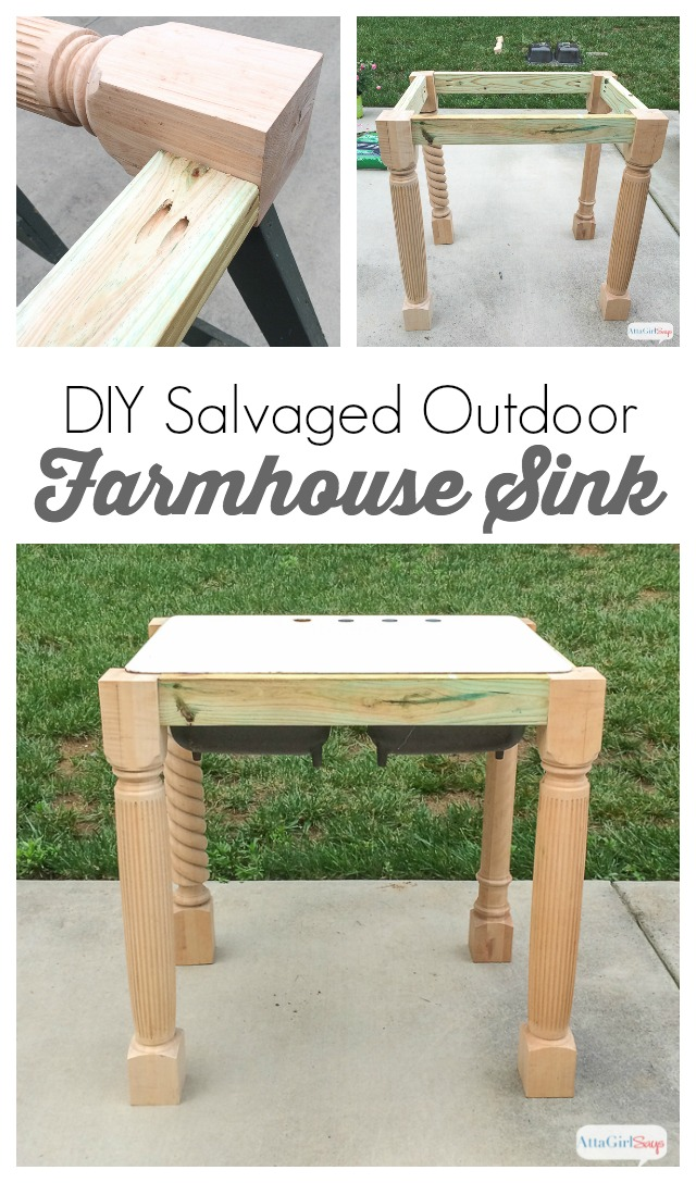 Cast iron farmhouse sink how to build a base from How to build a farmhouse
