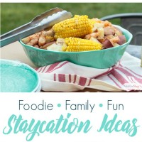 Staycation Ideas: Fun, Foodie Road Trip at Home