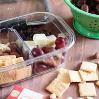 Budget Make-Ahead Lunch & School Snack Ideas