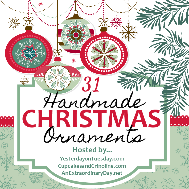 31 Handmade Christmas Ornaments You Can Make. Click for full tutorials and step-by-step directions.
