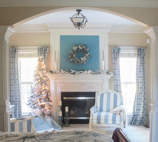 Christmas Mantel Ideas To Turn Your Home Into A Winter