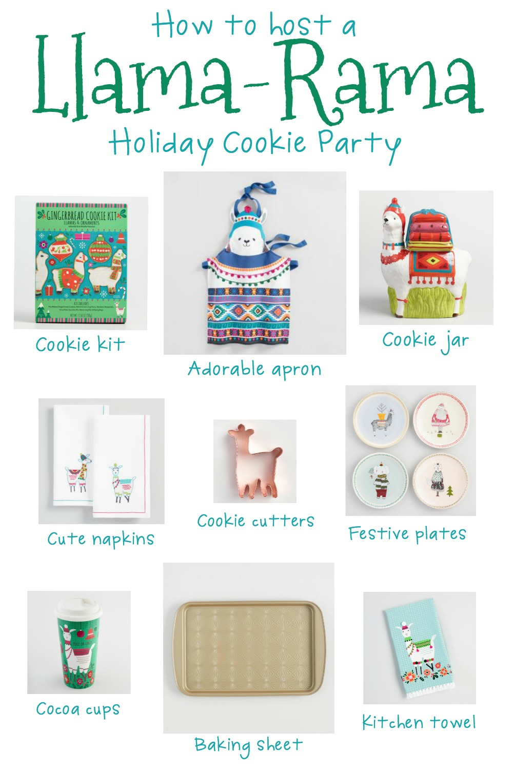 Christmas Cooking Baking Party Ideas For Kids Adults