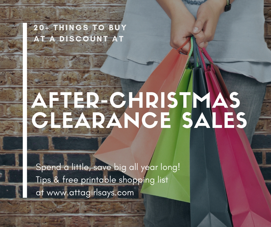Day After Christmas Sales: Best Things to Buy at a Discount