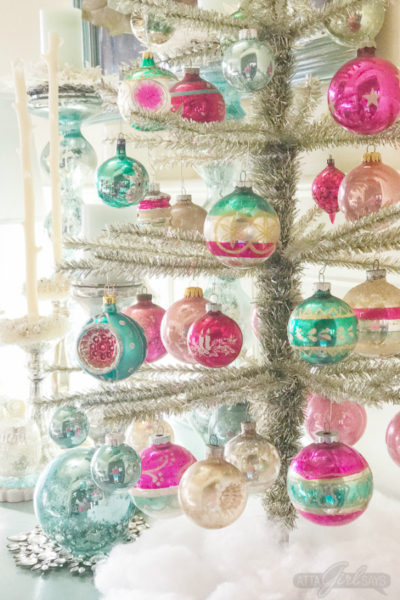More than a dozen beautiful Christmas trees to inspire your own decorating. You'll learn how to create a themed tree and how to use family precious ornaments to decorate your own evergreen. Get ideas for handmade Christmas ornaments, Christmas tree decorating on a budget and how to switch up your tree's look year after year while still using the same ornaments.