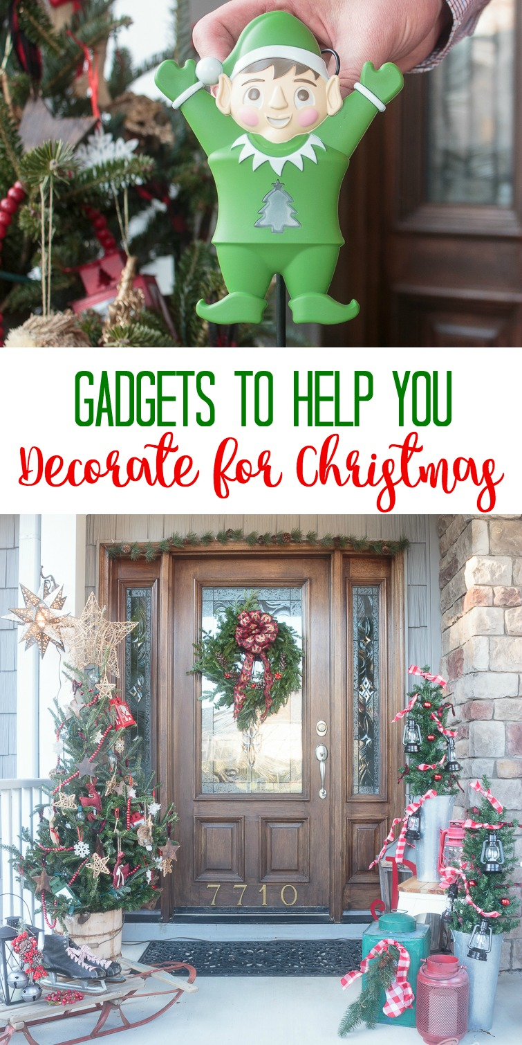 these christmas gadgets will alleviate some of the frustration of decorating and add a touch of - When Do You Decorate For Christmas
