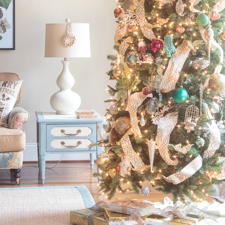 After Christmas Furniture Sales: Beautiful Christmas Trees To Match Every Style