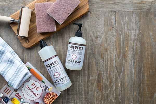 Get a Free Mrs. Meyer's Hand Soap plus a $10 credit to Grove Collaborative