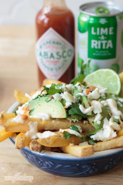 Loaded Avocado Fries: Two Ways