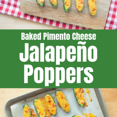 making baked jalapeno poppers