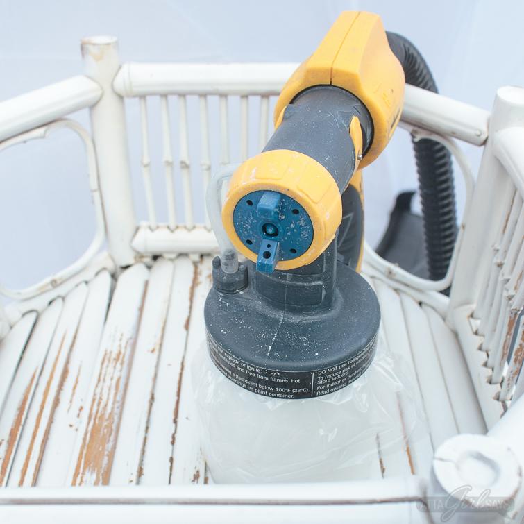 Wagner paint sprayer adjustable nozzle
