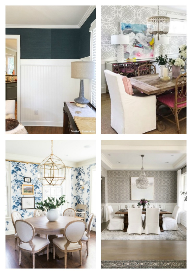 Dining Room Wallpaper Ideas Atta Girl Says