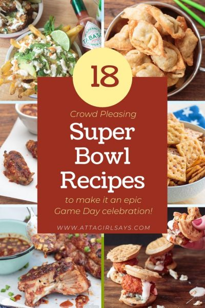 The Best Super Bowl Party Food